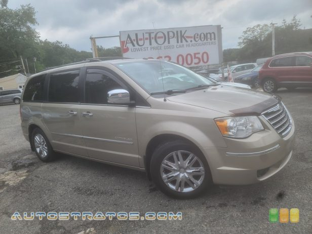 2008 Chrysler Town & Country Limited 4.0 Liter SOHC 24-Valve V6 6 Speed Automatic