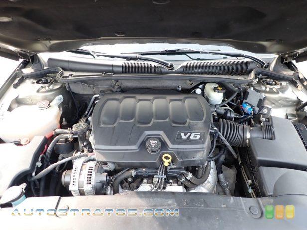 2011 Buick Lucerne CXL 3.9 Liter Flex-Fuel OHV 12-Valve V6 4 Speed Automatic