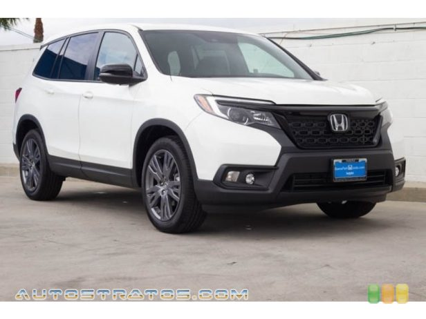 2020 Honda Passport EX-L AWD 3.5 Liter SOHC 24-Valve i-VTEC V6 9 Speed Automatic