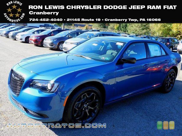 2020 Chrysler 300 Touring AWD 3.6 Liter DOHC 24-Valve VVT Pentastar V6 8 Speed Automatic