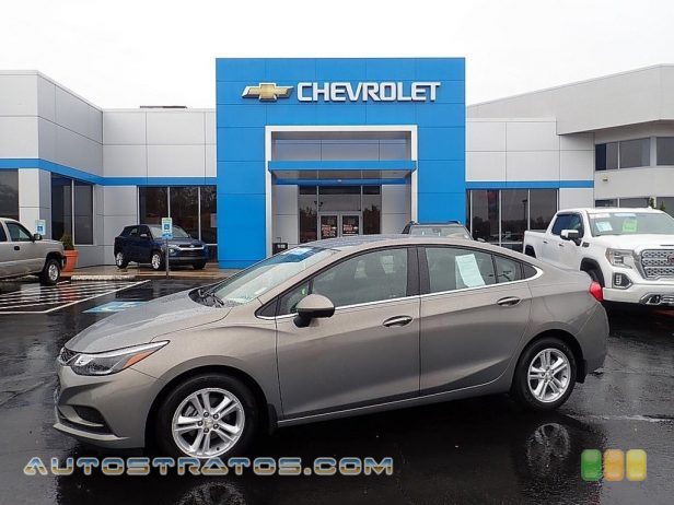 2018 Chevrolet Cruze LT 1.4 Liter Turbocharged DOHC 16-Valve CVVT 4 Cylinder 6 Speed Automatic