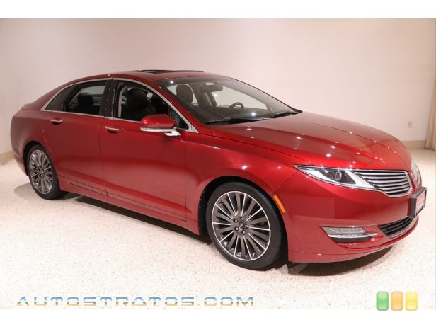 2013 Lincoln MKZ 2.0L EcoBoost AWD 2.0 Liter GTDI EcoBoost Turbocharged DOHC 16-Valve Ti-VCT 4 Cyli 6 Speed SelectShift Automatic