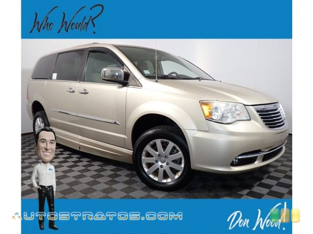 2012 Chrysler Town & Country Touring - L 3.6 Liter DOHC 24-Valve VVT Pentastar V6 6 Speed AutoStick Automatic