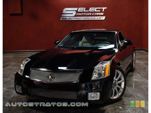 2006 Cadillac XLR -V Series Roadster 4.4 Liter V Supercharged DOHC 32-Valve VVT V8 6 Speed DSC Automatic