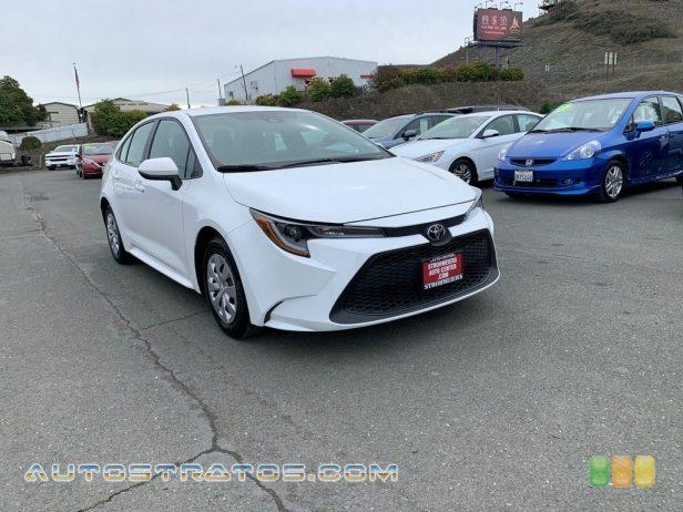 2020 Toyota Corolla L 1.8 Liter DOHC 16-Valve VVT-i 4 Cylinder CVT Automatic