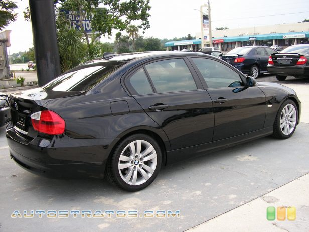 2006 BMW 3 Series 325i Sedan 3.0 Liter DOHC 24-Valve VVT Inline 6 Cylinder 6 Speed Manual