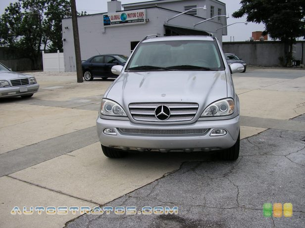 2005 Mercedes-Benz ML 350 4Matic Special Edition 3.7 Liter SOHC 18-Valve V6 5 Speed Automatic