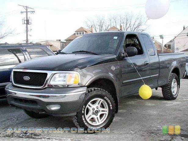 buy a 2003 ford f150 heritage edition supercab 4x4 for sale in chicago illinois 60632 4113. Black Bedroom Furniture Sets. Home Design Ideas
