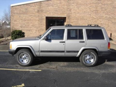 2001 Cherokee for Sale