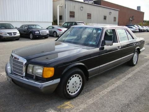 1991 S Class for Sale