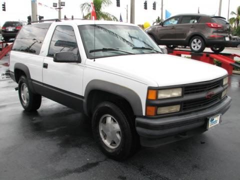 1996 Tahoe for Sale