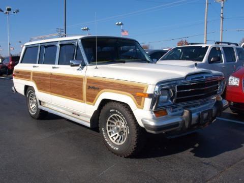 1990 Grand Wagoneer for Sale