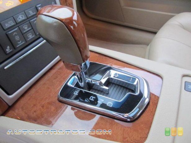 2008 Cadillac STS 4 V8 AWD 4.6 Liter DOHC 32-Valve VVT Northstar V8 6 Speed Automatic