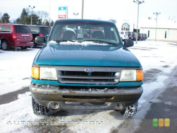 Green Cab Athens Ohio >> Buy a 1993 Ford Ranger STX Extended Cab 4x4 for Sale in ...