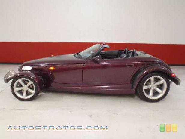 1999 Plymouth Prowler Roadster 3.5 Liter SOHC 24-Valve V6 4 Speed Automatic with Autostick