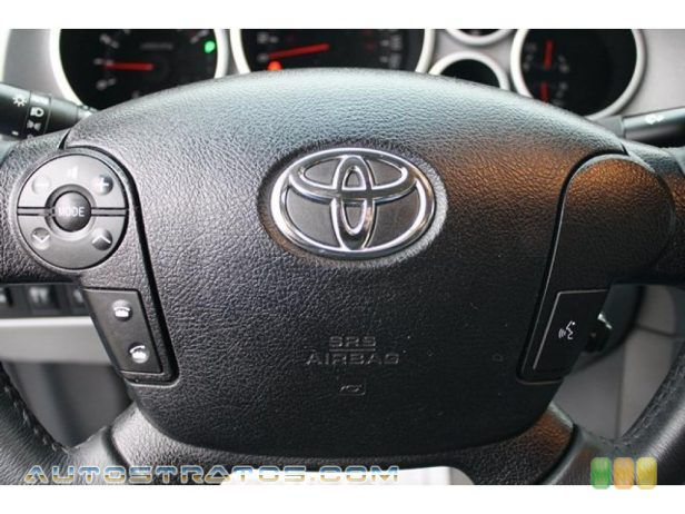 2010 Toyota Tundra Limited CrewMax 4x4 5.7 Liter i-Force Flex-Fuel DOHC 32-Valve Dual VVT-i V8 6 Speed ECT-i Automatic