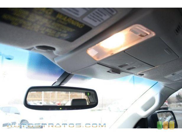 2010 Toyota Tundra Limited CrewMax 4x4 5.7 Liter i-Force Flex-Fuel DOHC 32-Valve Dual VVT-i V8 6 Speed ECT-i Automatic
