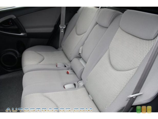 2007 Toyota RAV4 4WD 2.4 Liter DOHC 16-Valve VVT-i 4 Cylinder 4 Speed Automatic