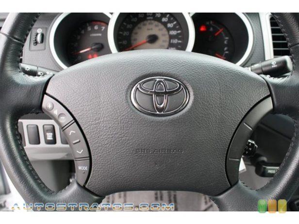 2008 Toyota Tacoma V6 TRD Sport Double Cab 4x4 4.0 Liter DOHC 24-Valve VVT-i V6 6 Speed Manual