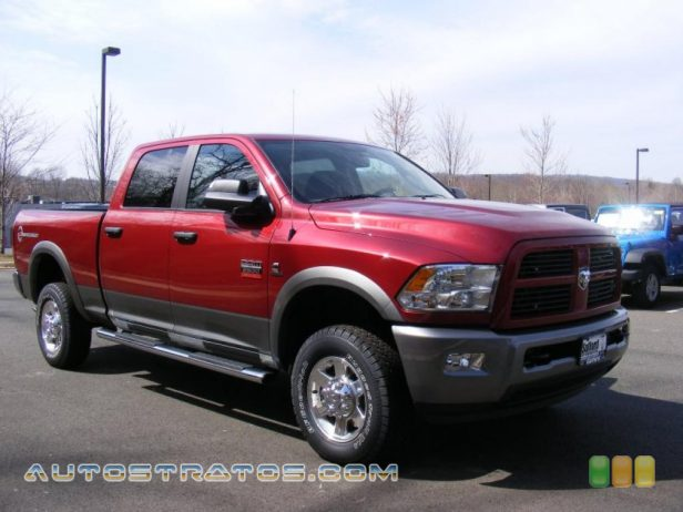 dodge ram 2011 outdoorsman