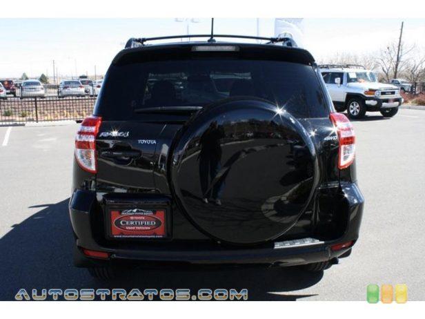 2009 Toyota RAV4 Limited V6 4WD 3.5 Liter DOHC 24-Valve Dual VVT-i V6 5 Speed Automatic
