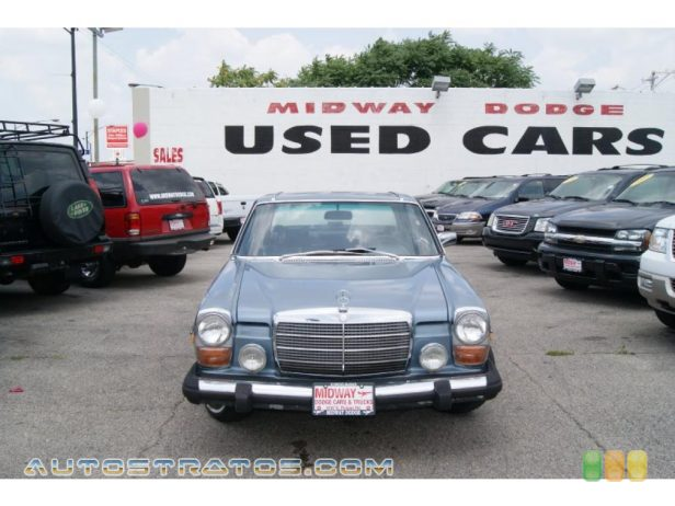 buy a 1974 mercedes benz w114 280 c for sale in chicago illinois 60632 4113 listing 538118. Black Bedroom Furniture Sets. Home Design Ideas