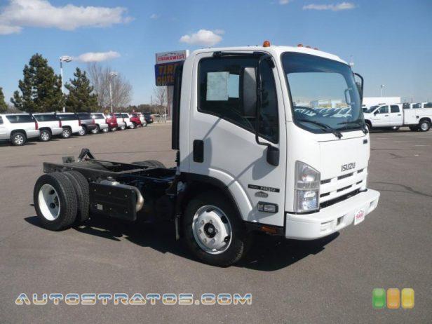 2011 Isuzu N Series Truck NQR 5.2 Liter OHC 16-Valve Isuzu Turbo-Diesel 4 Cylinder 6 Speed Automatic