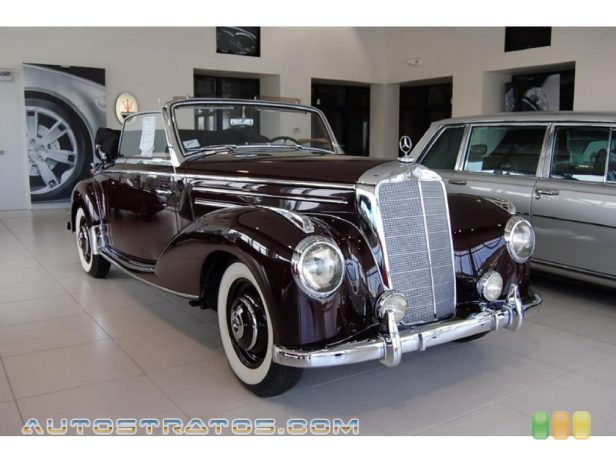 Buy a 1953 mercedes benz 220 cabriolet for sale in for Baker mercedes benz charleston sc