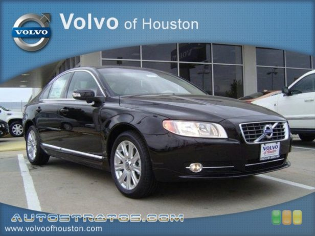 2011 Volvo S80 3.2 3.2 Liter DOHC 24-Valve VVT Inline 6 Cylinder 6 Speed Geartronic Automatic