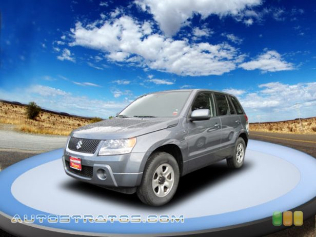 2008 Suzuki Grand Vitara 4x4 2.7 Liter DOHC 24 Valve V6 5 Speed Automatic