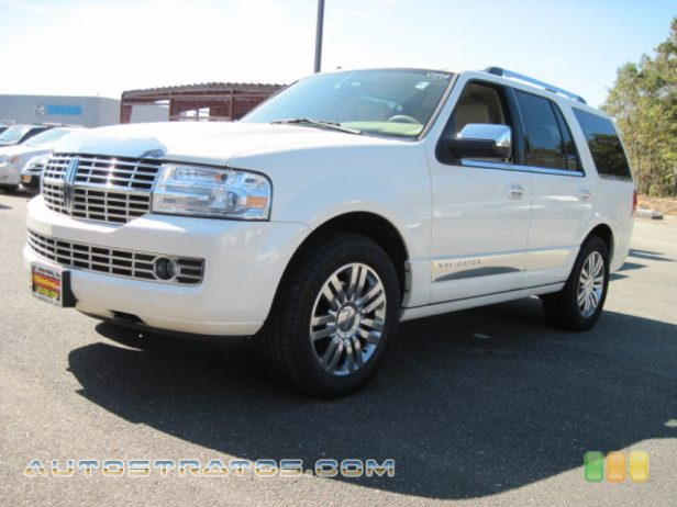2007 Lincoln Navigator Ultimate 4x4 5.4 Liter SOHC 24-Valve VVT V8 6 Speed Automatic