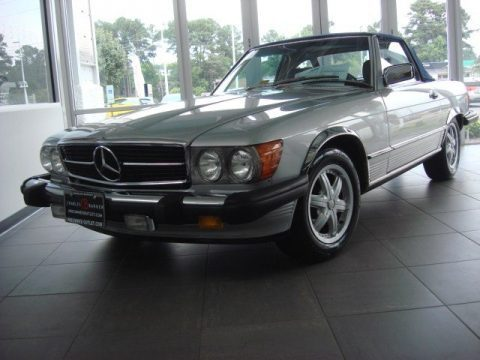 1986 SL Class for Sale