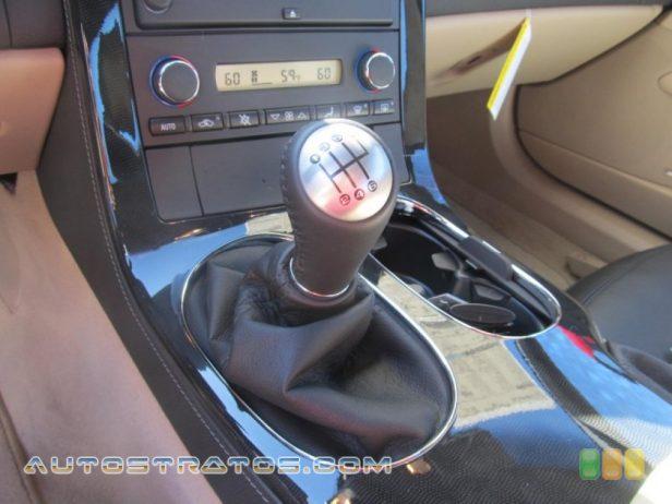 2013 Chevrolet Corvette Grand Sport Coupe 6.2 Liter OHV 16-Valve LS3 V8 6 Speed Manual