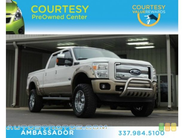 Buy A 2011 Ford F250 Super Duty King Ranch Crew Cab 4x4 For Sale In Lafayette Louisiana 70503