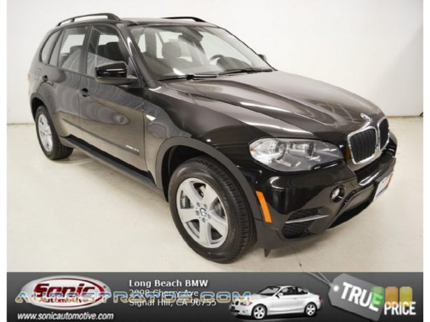 2013 BMW X5 xDrive 35i 3.0 Liter TwinPower-Turbocharged DOHC 24-Valve VVT Inline 6 Cyli 8 Speed Sport Steptronic Automatic