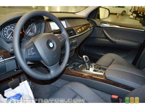 2013 BMW X5 xDrive 35i 3.0 Liter TwinPower-Turbocharged DOHC 24-Valve VVT Inline 6 Cyli 8 Speed Sport Steptronic Automatic