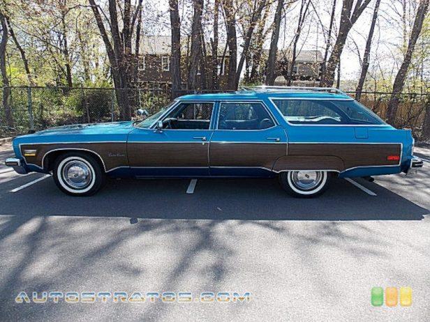 Buy a 1975 Oldsmobile Custom Cruiser Station Wagon for ...