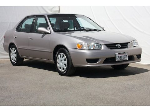 2002 Corolla for Sale