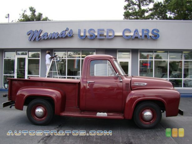 Buy A 1953 Ford F100 Pickup Truck For Sale In Charleston