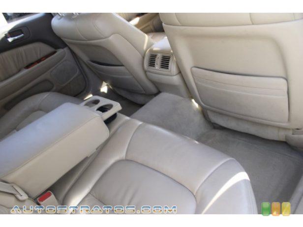 1998 Lexus LS 400 4.0 Liter DOHC 32-Valve V8 5 Speed Automatic