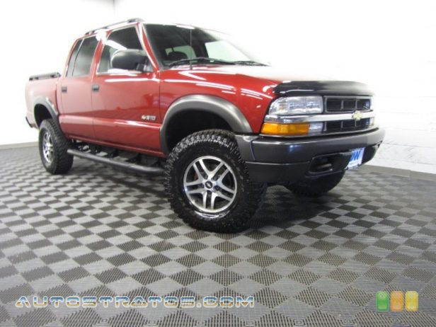 buy a 2004 chevrolet s10 ls zr5 crew cab 4x4 for sale in athens ohio 45701 listing 2266770. Black Bedroom Furniture Sets. Home Design Ideas