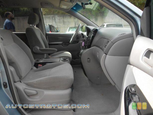 2004 Toyota Sienna LE 3.3L DOHC 24V VVT-i V6 5 Speed Automatic
