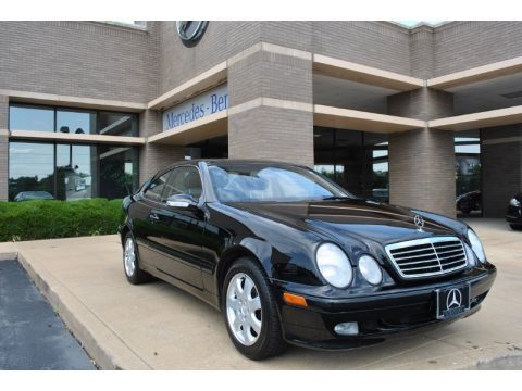 2000 CLK for Sale