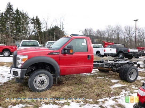Buy a 2014 Ford F550 Super Duty XL Regular Cab 4x4 Chassis for Sale in Zelienople, Pennsylvania ...