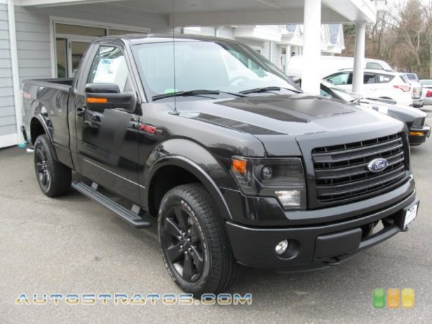 buy a 2014 ford f150 fx4 tremor regular cab 4x4 for sale. Black Bedroom Furniture Sets. Home Design Ideas