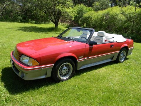 1987 Mustang for Sale