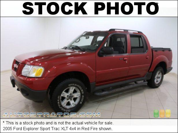 Stock photo for this 2005 Ford Explorer Sport Trac XLT 4x4 4.0 Liter SOHC 12 Valve V6 5 Speed Automatic