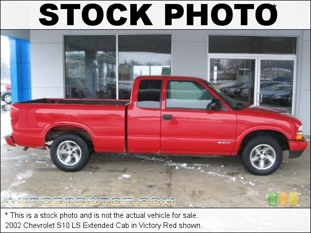 Stock photo for this 1996 Chevrolet S10 LS Extended Cab 4.3 Liter OHV 12-Valve V6 4 Speed Automatic