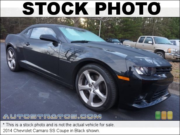Stock photo for this 2014 Chevrolet Camaro Coupe 6.2 Liter OHV 16-Valve V8 6 Speed Automatic