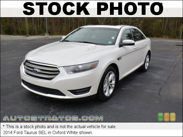 Stock photo for this 2014 Ford Taurus SEL 3.5 Liter DOHC 24-Valve Ti-VCT V6 6 Speed SelectShift Automatic